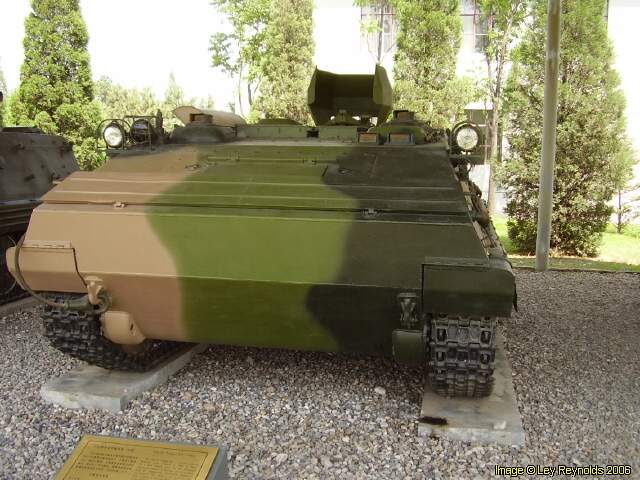 PLA Type 63 Tracked Armoured Personnel Carrier   Australian Military